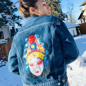 💎Host Pick💎 Levi's Geisha Jean Jacket